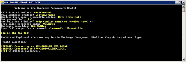 c:\Program Files\Exchange Server\v14\Scripts