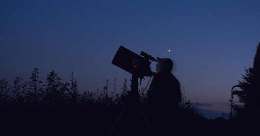 Night Sky Viewing Event