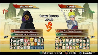 INCRÍVEL ULTIMATE NINJA STORM REVOLUTION (MOD) NARUTO IMPACT PARA ANDROID (PPSSPP)