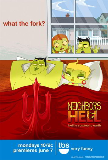Neighbors from Hell Temporada 1 Completa HD 1080p Latino