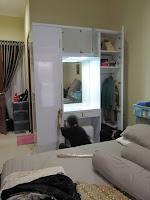 Lemari - Rak Penyimpanan - Storage