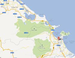 Aeroporto di Danang, Hue e Hoi An
