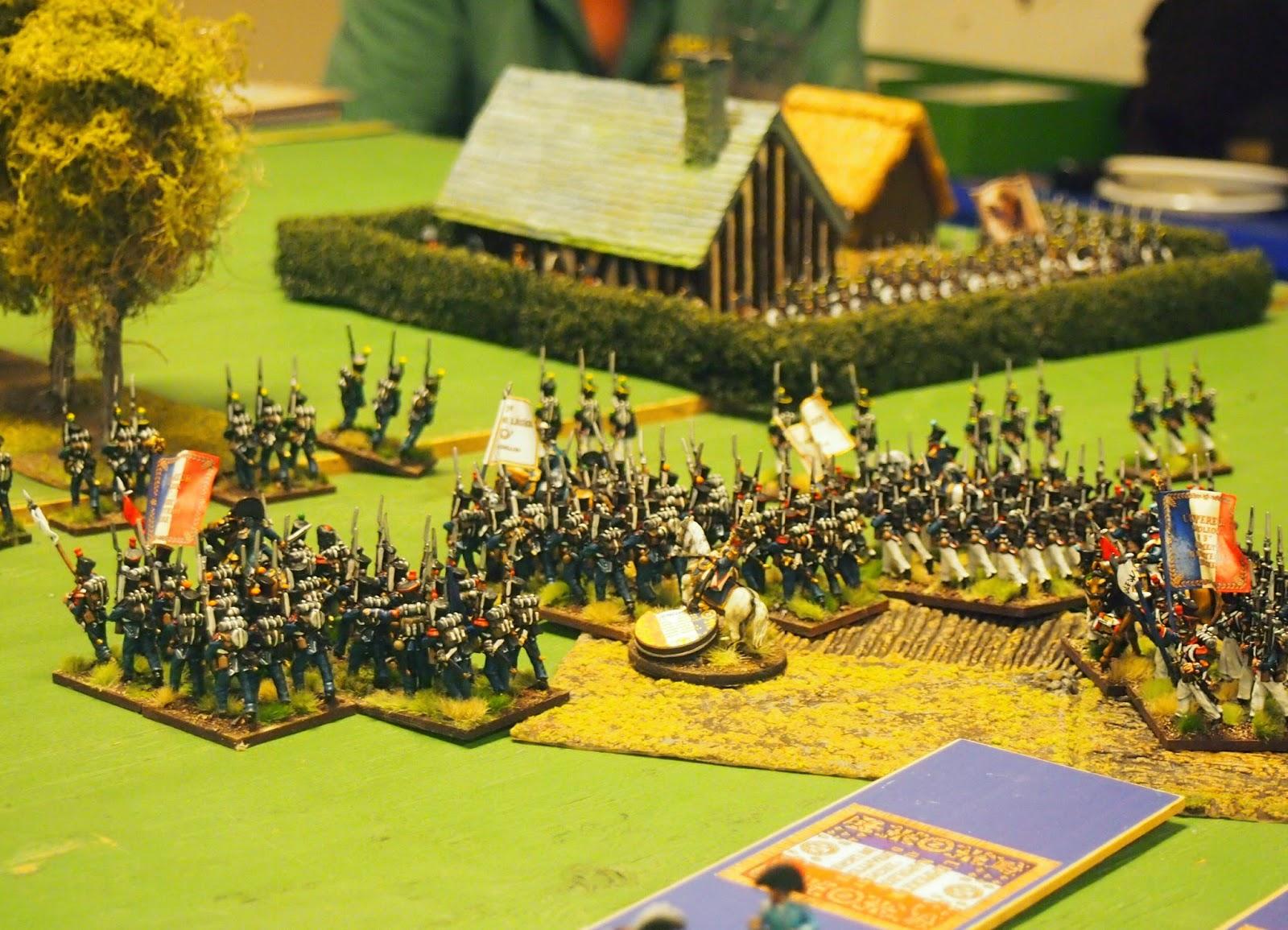 Avon Napoleonic Fellowship: General de Brigade at the