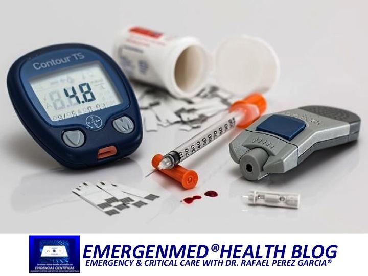 citando las pautas de la asociación americana de diabetes para la glucosa