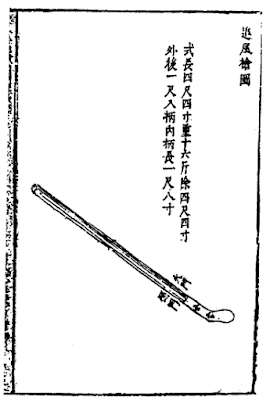 Late Ming Dynasty Firearm