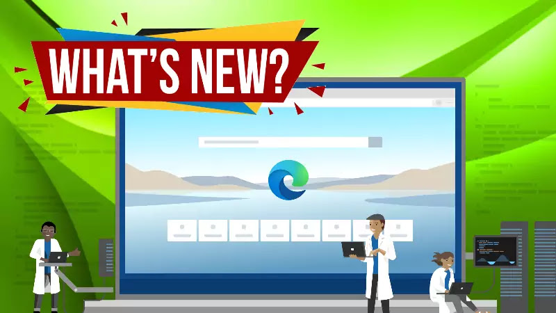 What's new coming with Microsoft Edge v89?