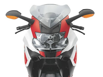 BMW super bike K1300 S front view hd image