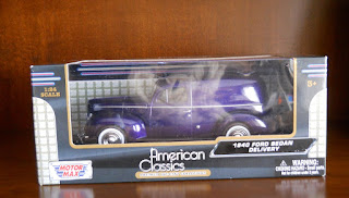 motormax american classics series model cars