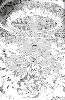 """Reseña de """"Knights of Sidonia"""" vol.10 de Tsutomu Nihei - Panini Cómics"""