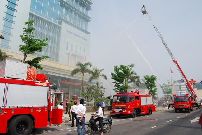 Thông tin về một số chung cư không đảm bảo an toàn cháy nổ