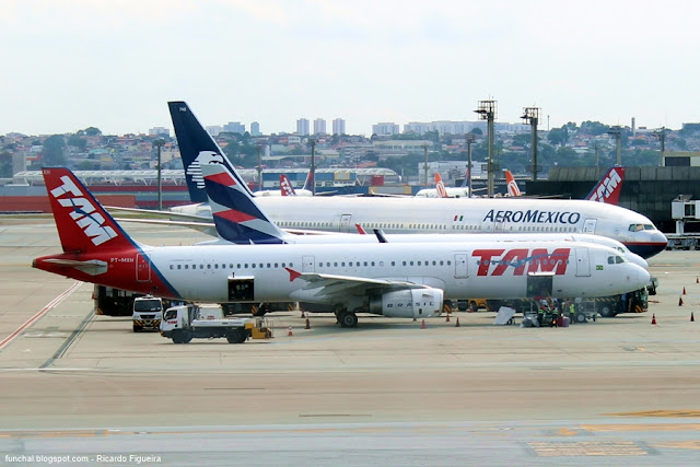 Airbus A321 - MSN 4570 - PT-MXH - Guarulhos - São Paulo - Brasil