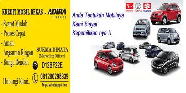 Layanan Kredit Mobil