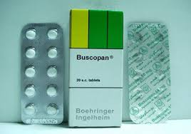 دواعى إستعمال بوسكوبان بلس Buscopan Plus لعلاج ألم المعدة