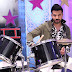 Actor Manit Joura learns to play drums in 30 mins!
