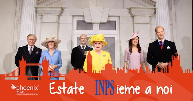 ESTATE INPSIEME A NOI IN INGHILTERRA - Estate INPSieme