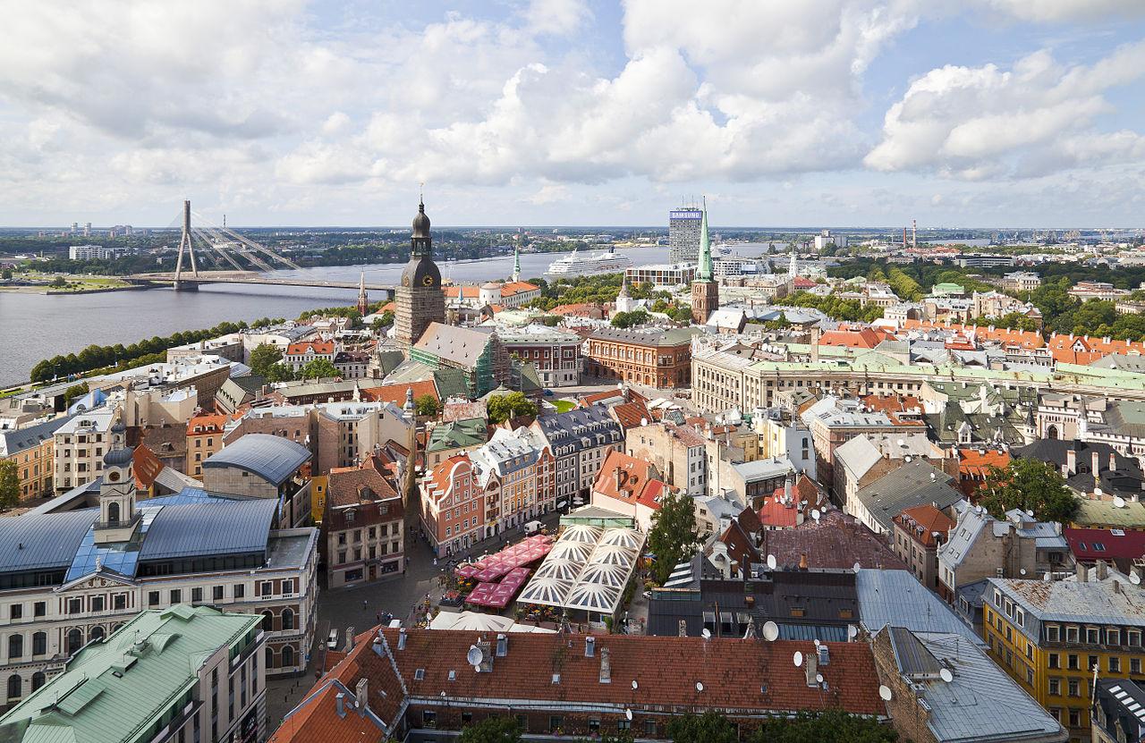 Letonia | Republika Letoneze - Riga