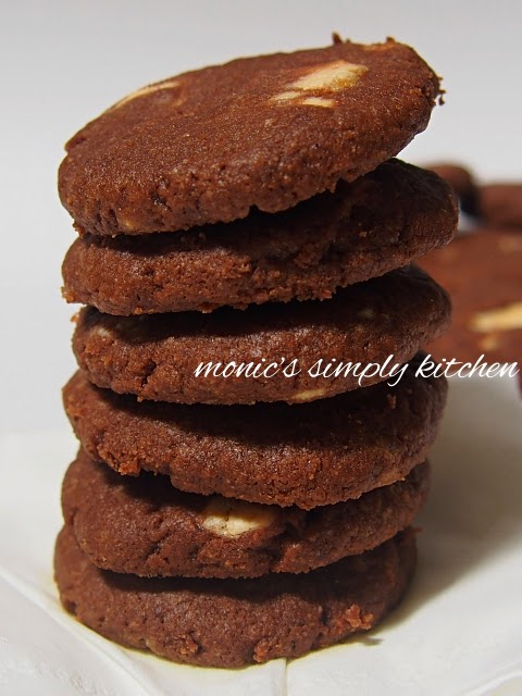 resep cookies homemade renyah
