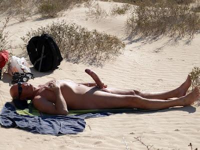 nude beach tumblr
