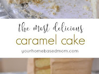 The Best Caramel Cake Recipe
