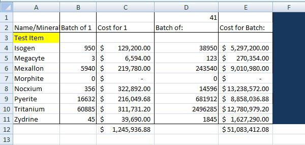 Production planning in excel separate data, calculation and reporting.