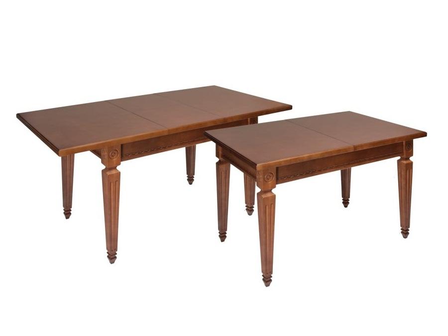 Мастерская Царь-Мебель | Кухни Омск | Стол обеденный Лекс-4 | #всёпоцарски | #царьомск