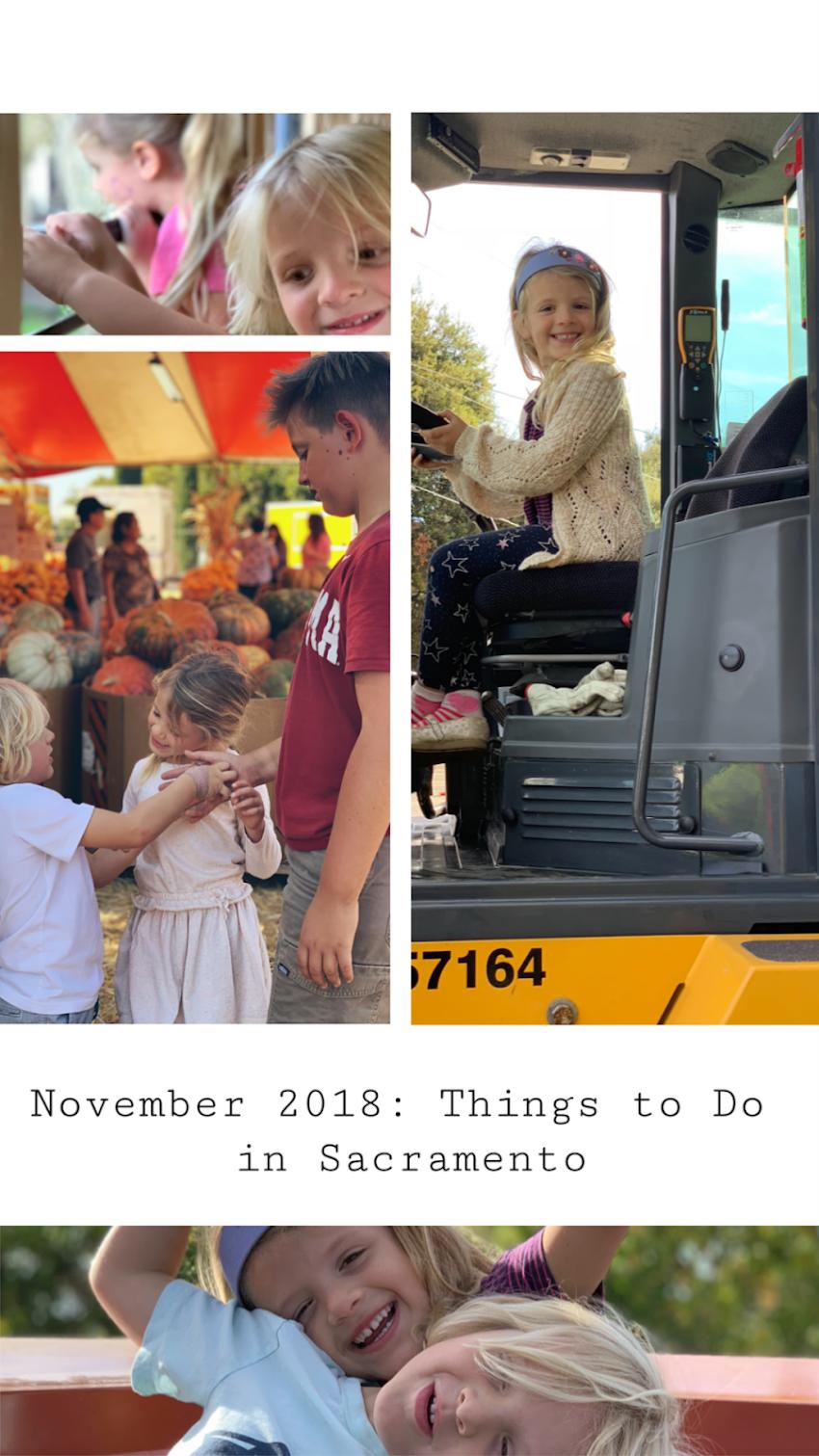 Things to Do: November 2018