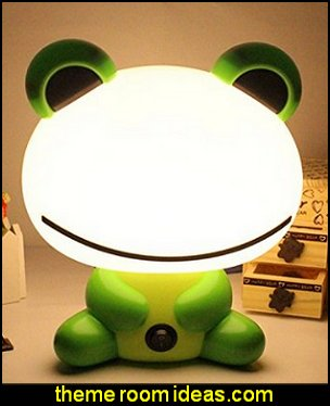 Frog Nightlight Desk Table Lamp Night for Baby Adults Bedroom Christmas Gift