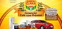 Promoção Café com Prêmios Santa Clara
