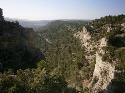 El Peñón, Campillos Sierra, Cuenca, España