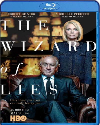 The Wizard of Lies [2017] [BD25] [Latino]