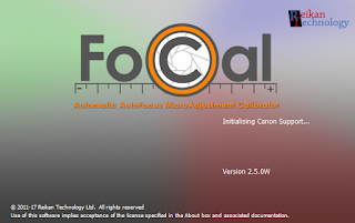 Reikan FoCal Autofocus Micro Adjustment (AFMA) Calibration