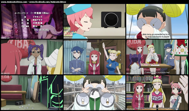 Akiba's Trip The Animation 4