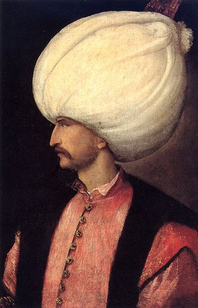 Suleiman I the Magnificent