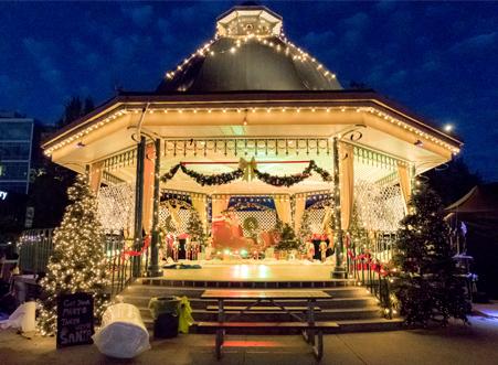 a bramble house christmas by cj carmichael cast