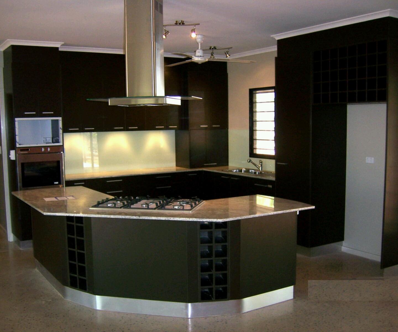 New home designs latest.: Modern kitchen cabinets designs ... on Modern Kitchen Design Ideas  id=24497