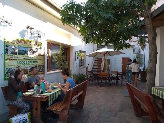 Blog Apaixonados por Viagens - Namíbia - África - Hospedagem
