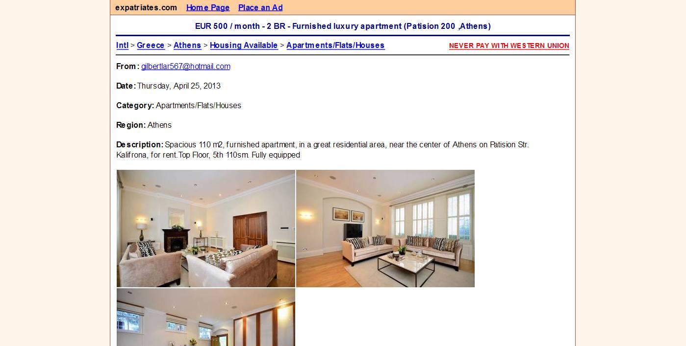 Craigslist Org Apartments For Rent
