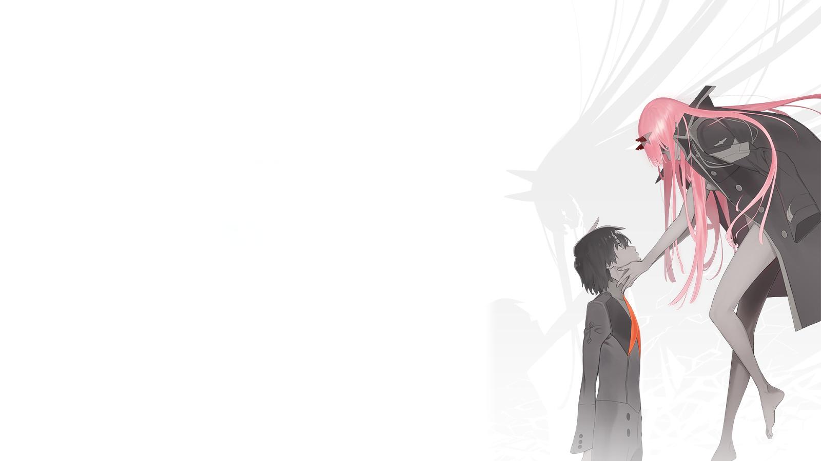 Sinopsis Anime Darling In The Franxx