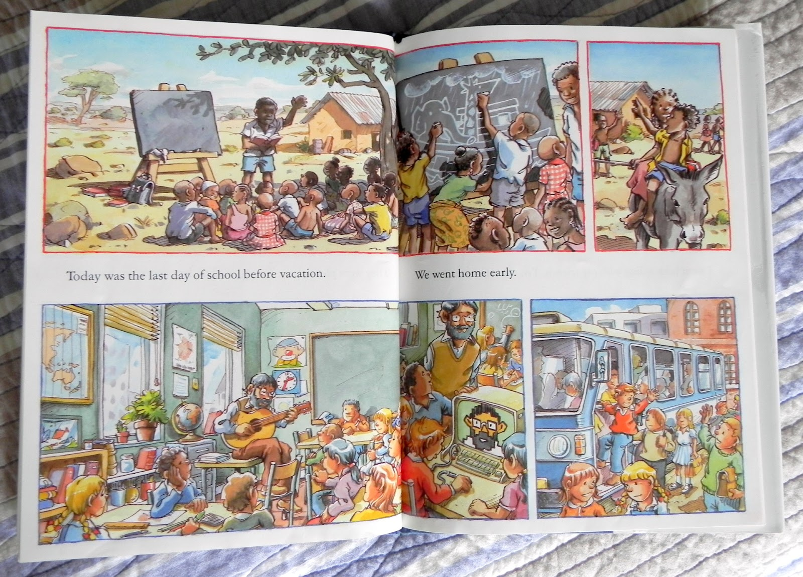 Gone walkabout 2 beautiful childrens book illustrations do you have lovely illustrated books for your children or grandchildren or yourself they really are a gift that will last forever solutioingenieria Choice Image