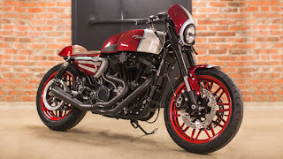 cafe racer became by hd helsingborg side right
