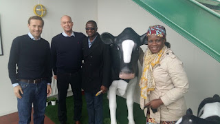 Nigeria, Arla Foods in talks to develop dairy sector