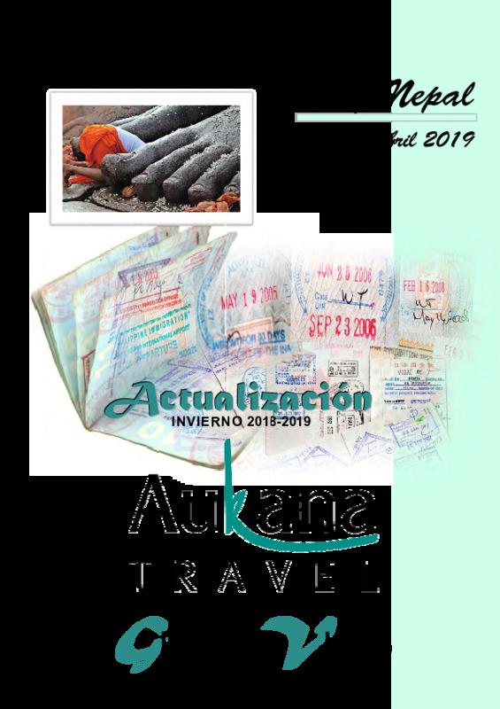 Catálogo Aukana Circuitos India Invierno 2018-22