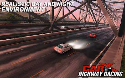 Download CarX Highway Racing Mod Apk Data Terbaru