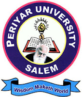 Periyar University Results 2017 periyaruniversity.ac.in UG PG Distance Education dde