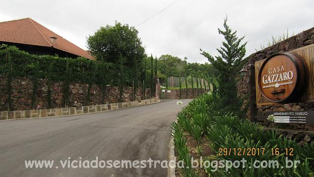 Casa Gazzaro, Otávio Rocha, Flores da Cunha, RS