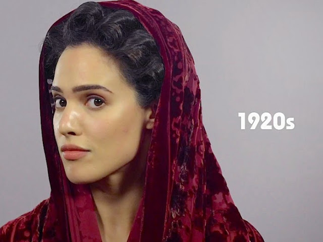 100 years of beauty Iran, imagem vídeo