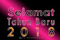 Gambar Tahun Baru 2018 - 31