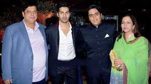 David Dhawan Family Wife Son Daughter Father Mother Age Height Biography Profile Wedding Photos