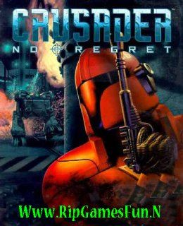 Crusader No Remorse ,ripgamesfun,cover,screenshot,wallpaper,image