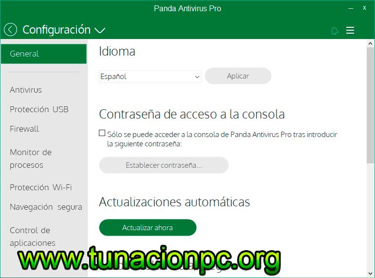 Panda Antivirus Pro Full Español